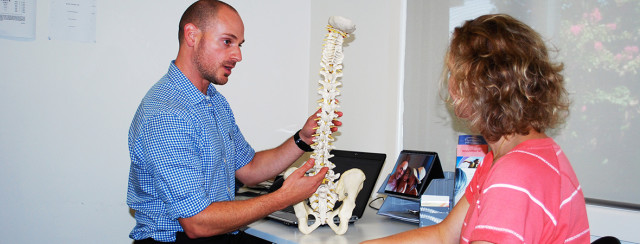 Patient communication Chiropractor